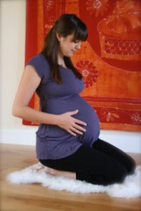 Pregnancy Gravid Yoga i Dyssegård