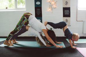 Family Yoga i Dyssegård
