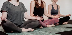 Company Yoga Classes in Copenhagen/Gentofte